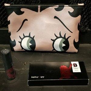 Betty Boop Ipsy makeup set